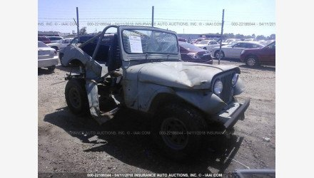 1978 Jeep CJ-7 for sale 101016178