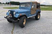1978 Jeep CJ-7 for sale 101022928