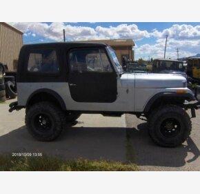 1978 Jeep CJ-7 for sale 101051400
