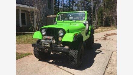 1978 Jeep CJ-7 for sale 101129431