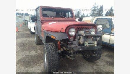 1978 Jeep CJ-7 for sale 101240091