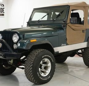 1978 Jeep CJ-7 for sale 101282516