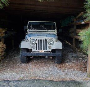 1978 Jeep CJ-7 for sale 101341903