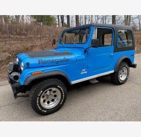 1978 Jeep CJ-7 for sale 101362228