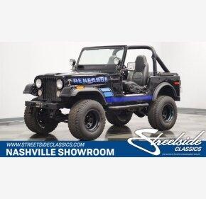 1978 Jeep CJ-7 for sale 101400619