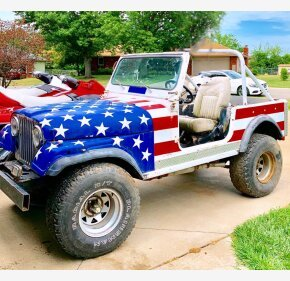 1978 Jeep CJ-7 for sale 101417476