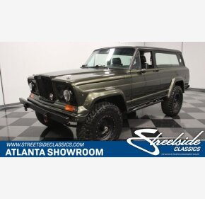 1978 Jeep Cherokee for sale 101366752