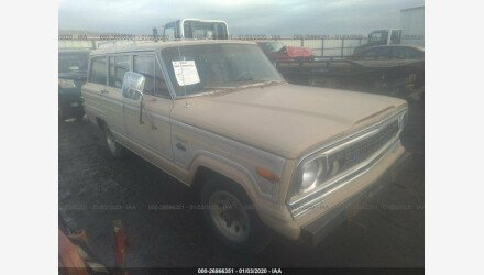 1978 Jeep Wagoneer for sale 101262014