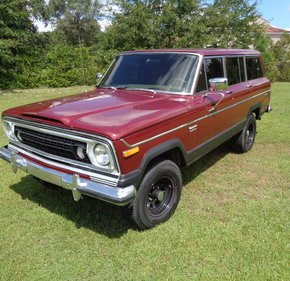 1978 Jeep Wagoneer for sale 101388359