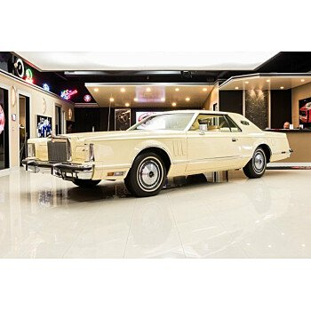 1978 Lincoln Continental for sale 101069665
