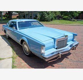 1978 Lincoln Continental for sale 100996047