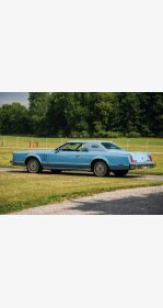 1978 Lincoln Continental for sale 101183737