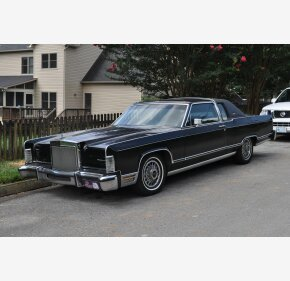 1978 Lincoln Continental for sale 101191856