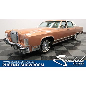 1978 Lincoln Continental for sale 101222027
