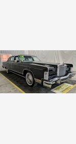 1978 Lincoln Continental for sale 101279592