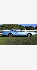 1978 Lincoln Continental for sale 101328910
