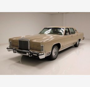 1978 Lincoln Continental for sale 101347786