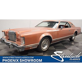 1978 Lincoln Continental for sale 101413531
