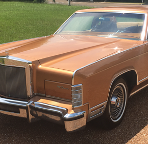1978 Lincoln Continental for sale 101451631