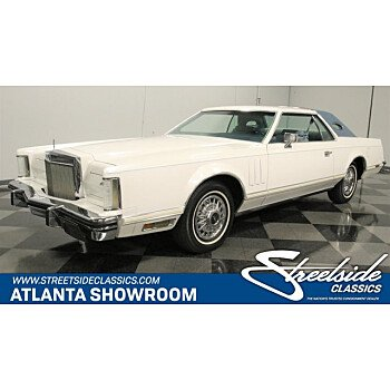 1978 Lincoln Continental for sale 101514145