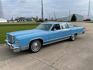 1978 Lincoln Continental for sale 101522734