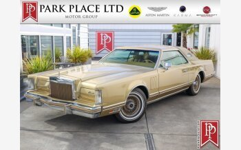 1978 Lincoln Continental for sale 101523662