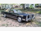 1978 Lincoln Continental for sale 101537512