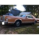 1978 Lincoln Continental for sale 101573599