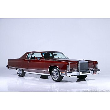 1978 Lincoln Continental for sale 101579183