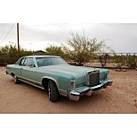 1978 Lincoln Continental for sale 101586297