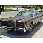 1978 Lincoln Continental for sale 101586562