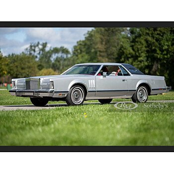 1978 Lincoln Continental for sale 101604831
