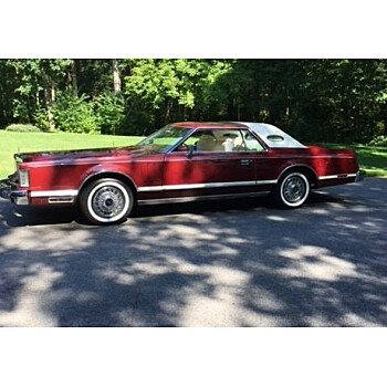 1978 Lincoln Mark V for sale 101033288