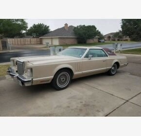 1978 Lincoln Mark V for sale 100958392