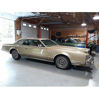 1978 Lincoln Mark V for sale 101350043
