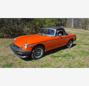 1978 MG MGB for sale 100829401
