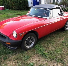 1978 MG MGB for sale 101196028