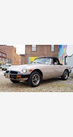 1978 MG MGB for sale 101217573