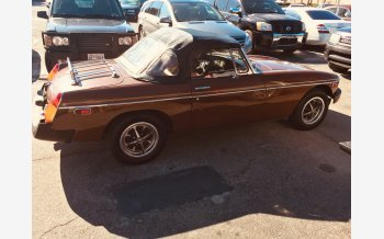 1978 MG MGB for sale 101250776