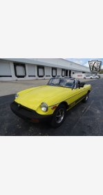 1978 MG MGB for sale 101296393
