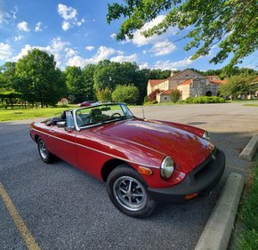 1978 MG MGB for sale 101337947