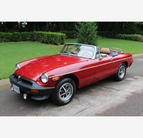 1978 MG MGB for sale 101342333