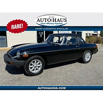 1978 MG MGB for sale 101388177