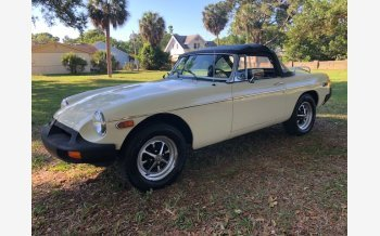 1978 MG MGB for sale 101425750