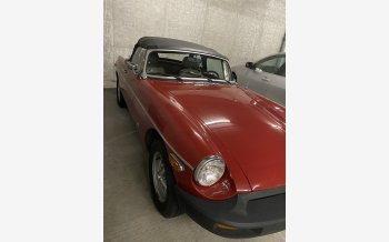 1978 MG MGB for sale 101508297