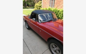 1978 MG MGB for sale 101539288
