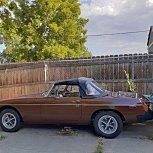 1978 MG MGB for sale 101586724