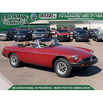 1978 MG MGB for sale 101592591