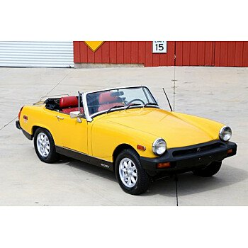 1978 MG Midget for sale 101074543