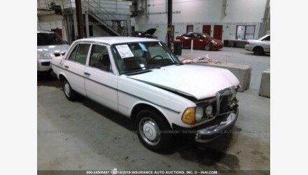 1978 Mercedes-Benz 240D for sale 101101574
